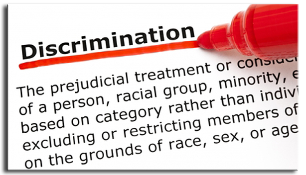 civil rights discrimination The only official views of the united states commission on civil rights are found on the commission's website in its reports advisory memo on racial discrimination in criminal prosecution and sentencing in maine voting integrity in california.
